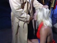 Danielle Martin gets Flash Fucked by Billy Dee