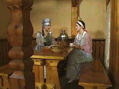 Juvenile Russian lesbians