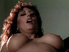Breasty lady fucked