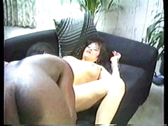 MILF porn with big black dick