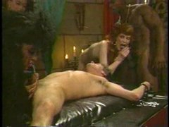 Voodoo and group sex action
