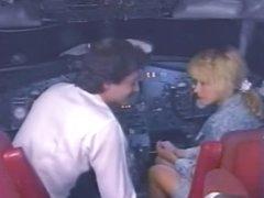 Cheri Taylor - Captain Rob&,#039,s Cock Pit