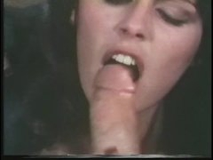 Bridgette Monet deep throat a guy with her black lingeries on